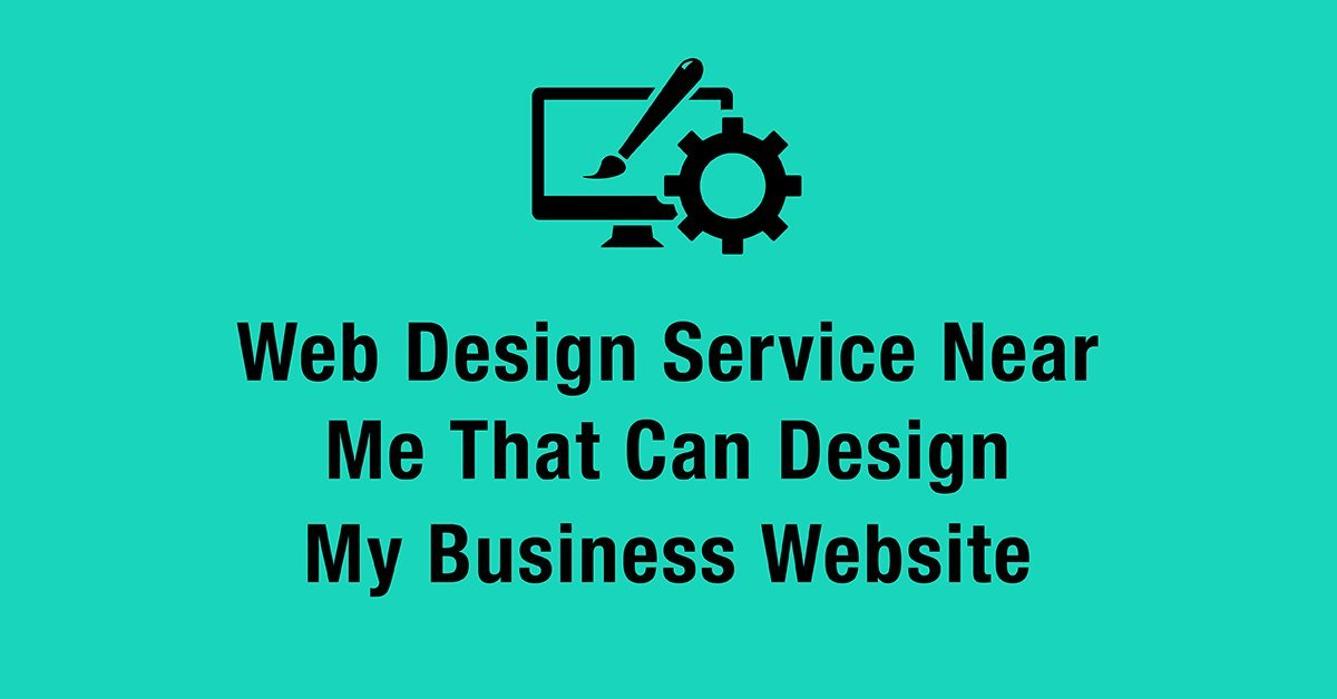 web design service near me