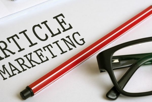 article marketing service