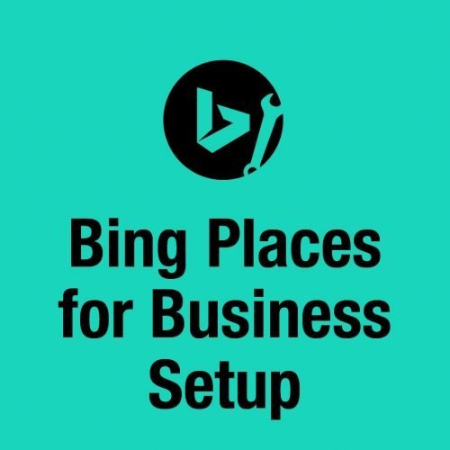 bing place for business setup