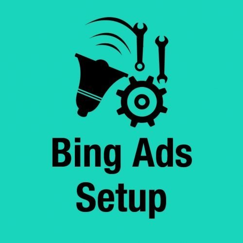 bing ads setup