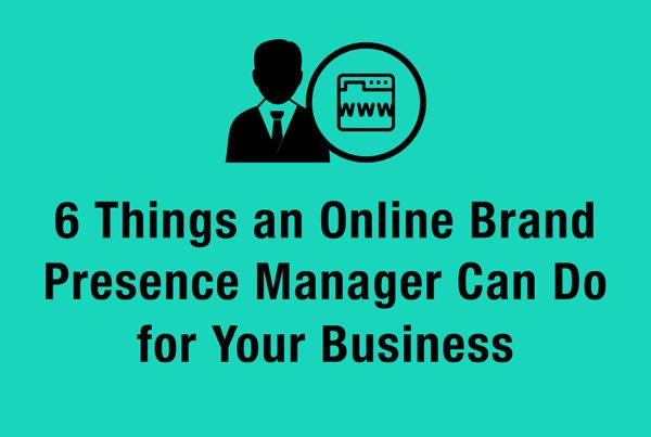 online brand presence manager