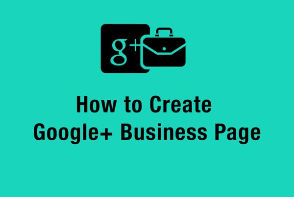 create Google+ page how to