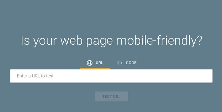 AMP Mobile Friendly