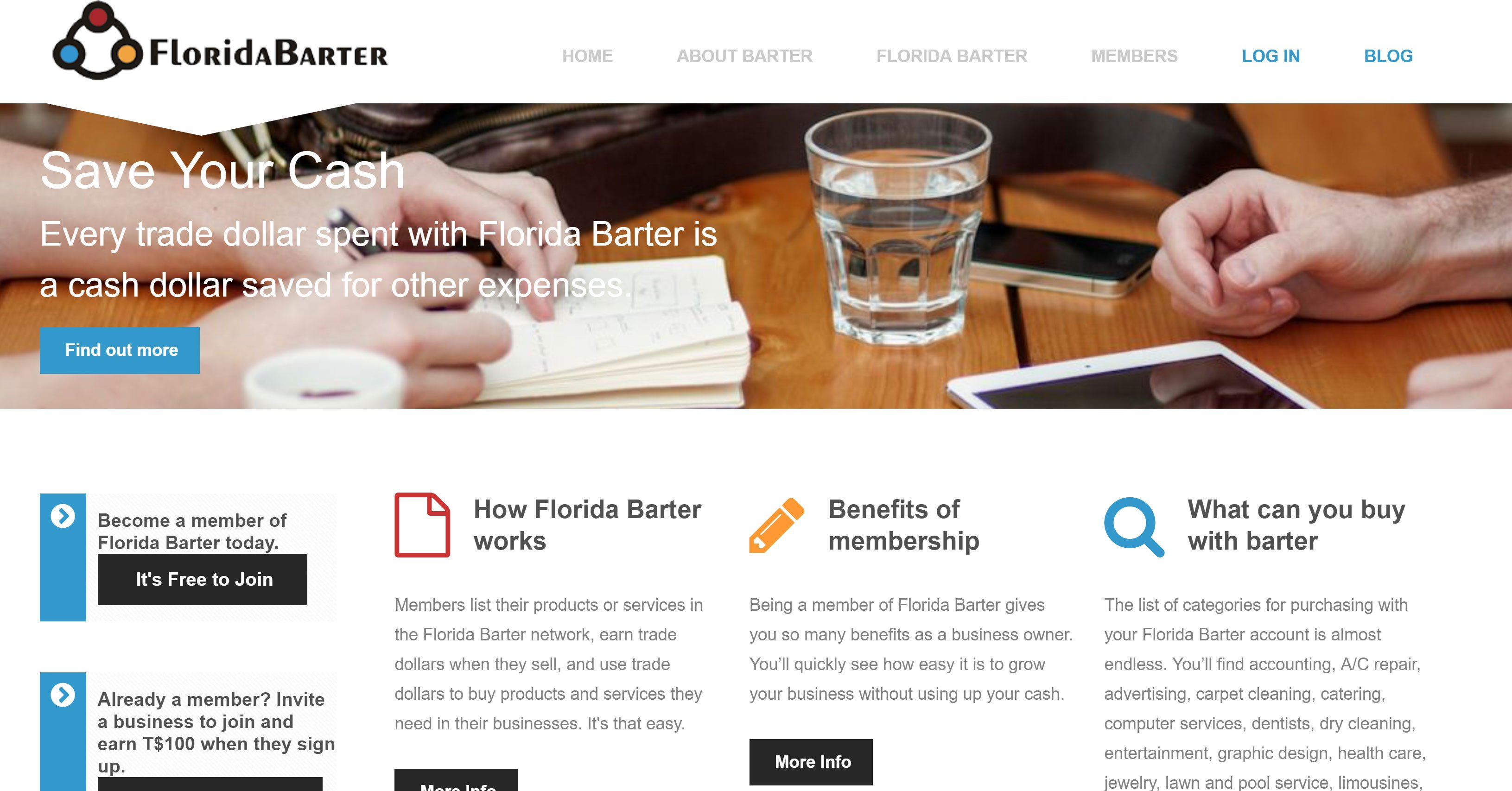 Florida Barter Welcomes Online Presence Manager!