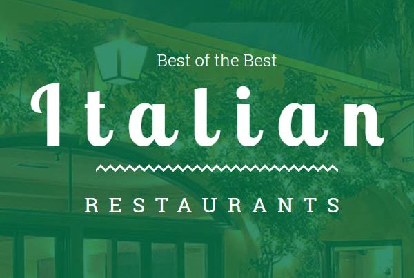 Italian Restaurant Web Design